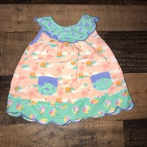 Matilda Jane baby girls dress 6-12 months